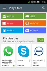 Alcatel Pixi 3 (3.5) - Applications - Comment vérifier les mises à jour des applications - Étape 4