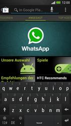 HTC One - Apps - Installieren von Apps - Schritt 5