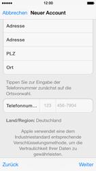 Apple iPhone 5 - Apps - Konto anlegen und einrichten - 33 / 36
