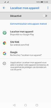 Huawei Y7 (2019) - Appareil - configurer Localiser mon appareil - Étape 5