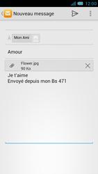 Bouygues Telecom Bs 471 - E-mails - Envoyer un e-mail - Étape 15