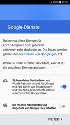 Samsung Galaxy A5 (2017) - Android Nougat - Apps - Einrichten des App Stores - Schritt 17