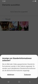 Samsung Galaxy A80 - MMS - Erstellen und senden - Schritt 19
