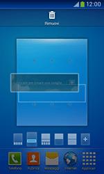 Samsung Galaxy Ace III - Operazioni iniziali - Installazione di widget e applicazioni nella schermata iniziale - Fase 9