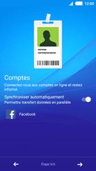 Sony Xperia M4 Aqua - Premiers pas - Créer un compte - Étape 22