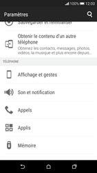 HTC Desire 626 - Messagerie vocale - Configuration manuelle - Étape 4