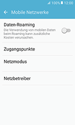 Samsung G389 Galaxy Xcover 3 VE - Ausland - Auslandskosten vermeiden - Schritt 8