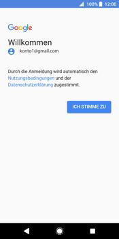 Sony Xperia XZ2 - E-Mail - Konto einrichten (gmail) - 13 / 18