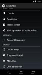LG Google Nexus 5 - Software updaten - Update installeren - Stap 4