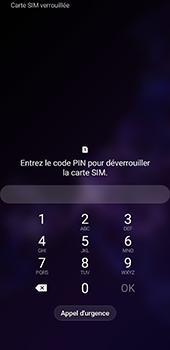Samsung Galaxy Note9 - Android Pie - Téléphone mobile - Comment effectuer une réinitialisation logicielle - Étape 4
