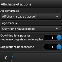 BlackBerry Q5 - Internet - configuration manuelle - Étape 18