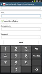 Samsung I9205 Galaxy Mega 6-3 LTE - E-Mail - Konto einrichten - Schritt 14
