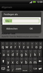 HTC One V - Internet - Apn-Einstellungen - 20 / 22