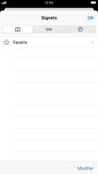Apple iPhone 8 - iOS 14 - Internet et roaming de données - Navigation sur Internet - Étape 9