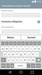 LG Spirit 4G - E-mail - configuration manuelle - Étape 14