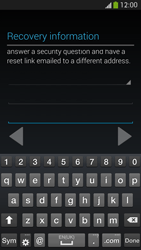 Samsung Galaxy S 4 LTE - Applications - Setting up the application store - Step 16
