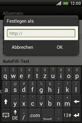 HTC A320e Desire C - Internet - Manuelle Konfiguration - Schritt 21