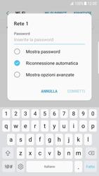 Samsung Galaxy S6 Edge - Android Nougat - WiFi - Configurazione WiFi - Fase 8