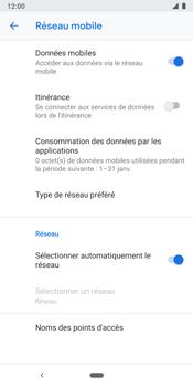Google Pixel 3 - Premiers pas - Configurer l