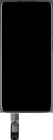 OnePlus 7T Pro - Premiers pas - Insérer la carte SIM - Étape 2
