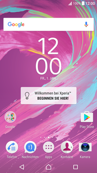 Sony Xperia XA Ultra - Software - Update - 1 / 4