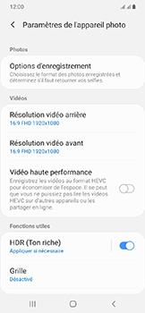 Samsung Galaxy A20e - Photos, vidéos, musique - Prendre une photo - Étape 7