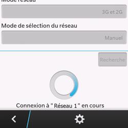 BlackBerry Q10 - Réseau - utilisation à l'étranger - Étape 13