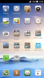 Huawei Ascend G630 - e-mail - hoe te versturen - stap 3