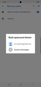 Samsung Galaxy Note 10 Plus - toestel resetten - back-up maken met jouw account - stap 11