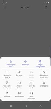 Samsung Galaxy Note 10 - Internet et roaming de données - Configuration manuelle - Étape 25