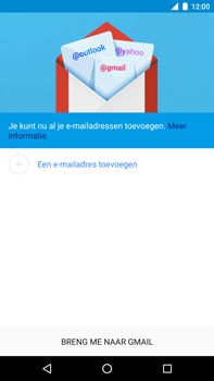 Huawei Google Nexus 6P - E-mail - Account instellen (POP3 zonder SMTP-verificatie) - Stap 6