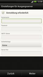 HTC Z520e One S - E-Mail - Konto einrichten - Schritt 12