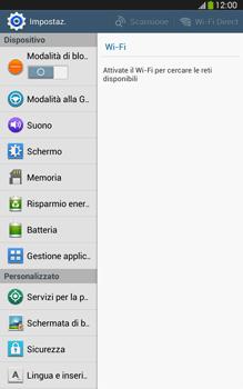 Samsung Galaxy Tab 3 8-0 LTE - Applicazioni - Come disinstallare un