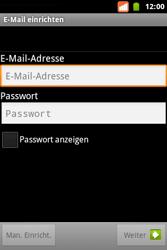 BASE Varia - E-Mail - Konto einrichten - Schritt 8