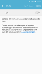 Samsung Galaxy S6 - Android M - WiFi - Handmatig instellen - Stap 5