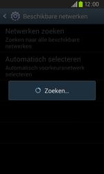 Samsung I9105P Galaxy S II Plus - netwerk en bereik - gebruik in binnen- en buitenland - stap 7