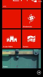 HTC Windows Phone 8X - Startanleitung - Personalisieren der Startseite - Schritt 8
