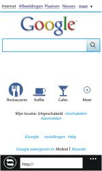 Nokia Lumia 800 - Internet - Internetten - Stap 6