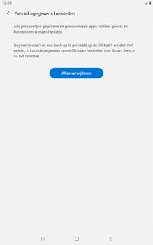 Samsung galaxy-tab-a-8-0-lte-2019-sm-t295 - Instellingen aanpassen - Fabrieksinstellingen terugzetten - Stap 8