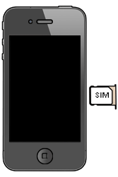 Apple iPhone 4 - SIM-Karte - Einlegen - 4 / 7