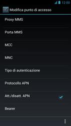 Alcatel One Touch Idol - Internet e roaming dati - configurazione manuale - Fase 15