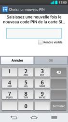 LG G2 - Sécuriser votre mobile - Activer le code de verrouillage - Étape 10