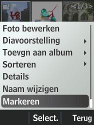 Nokia 301-1 - contacten, foto