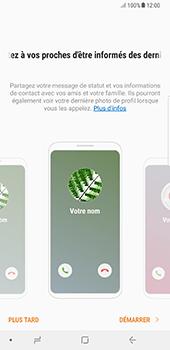 Samsung Galaxy Note 8 - Contact, Appels, SMS/MMS - Ajouter un contact - Étape 4