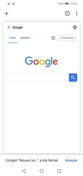 Huawei Y5 (2019) - Internet - navigation sur Internet - Étape 17