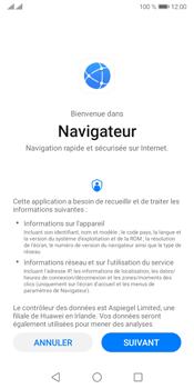 Huawei Y5P - Internet et connexion - Naviguer sur internet - Étape 3
