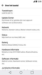 LG K10 (2017) - software - update installeren zonder pc - stap 5
