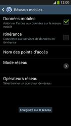 Samsung Galaxy S 4 Active - Réseau - Sélection manuelle du réseau - Étape 10