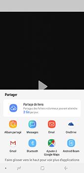 Samsung Galaxy J6 Plus - Photos, vidéos, musique - Créer une vidéo - Étape 20