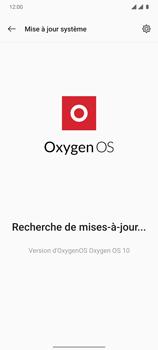 OnePlus 7T - Aller plus loin - Mettre à jour le logiciel interne de votre mobile - Étape 7